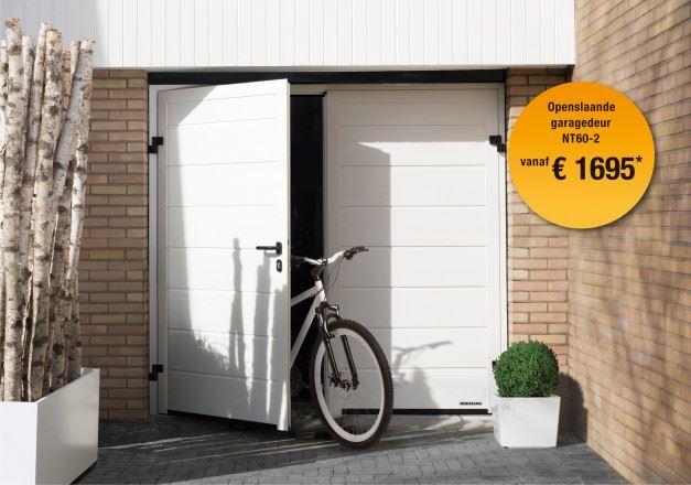 actie-voortman-deuren-specialist-2019-openslaande-garagedeur